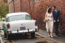 Vintage, Classic 1950's American Wedding Car Service -Barnsley, Doncaster, Rotherham & Sheffield Areas